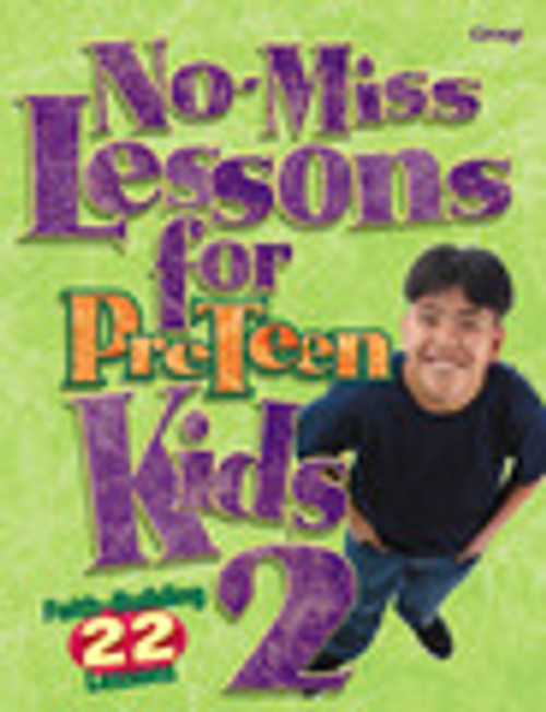 No Miss Lessons for Pre Teen Kids 2