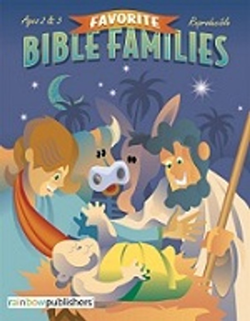 Favorite Bible Families - Ages 2&3