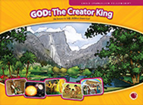 God: The Creator King (flashcards) 2017