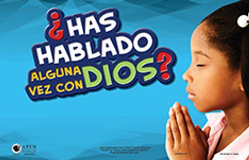 Has Hablado Alguna Vez con Dios