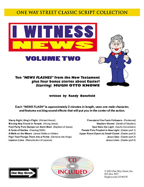 I Witness News Vol. 2