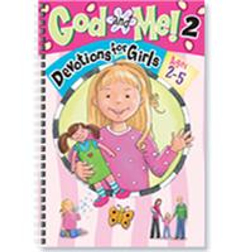 God and Me! Vol 2 Ages 2-5