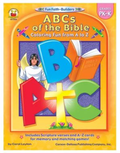 ABCs of The Bible Pre-K