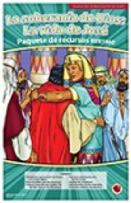 La Soberania de Dios: La Vida de Jose (paquete de recursos RVR 1960)
