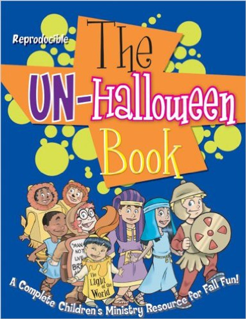 The Un-Halloween Book