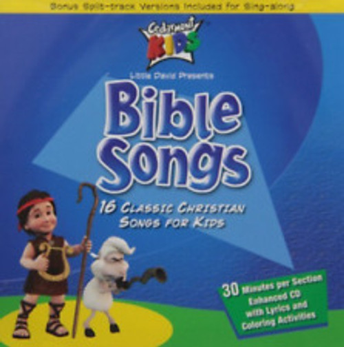 Bible Songs (music cd)