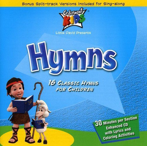 Hymns (music cd)