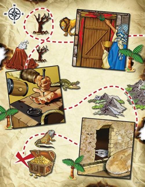 Always True Treasure Hunt (Easter Kit)