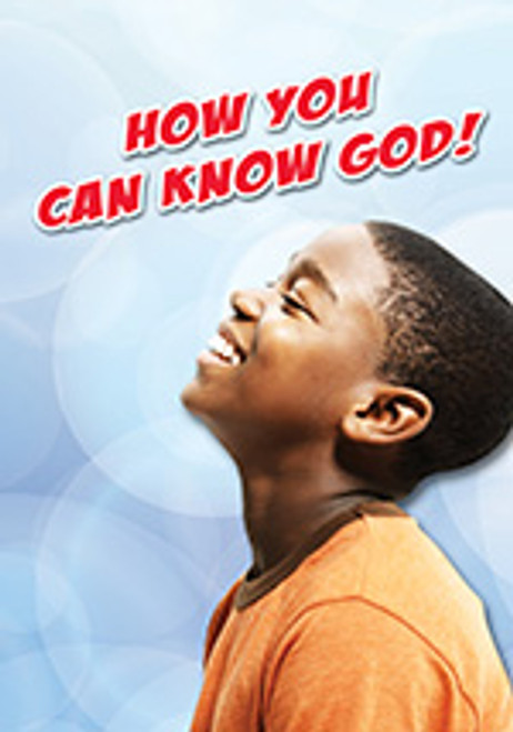 How You Can Know God (ESV)