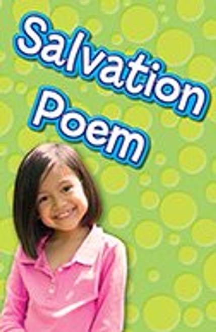 Salvation Poem