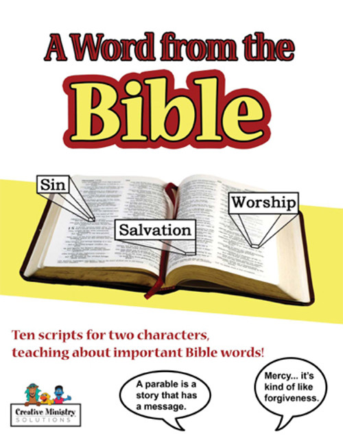 A Word from the Bible (10 scripts with CD)
