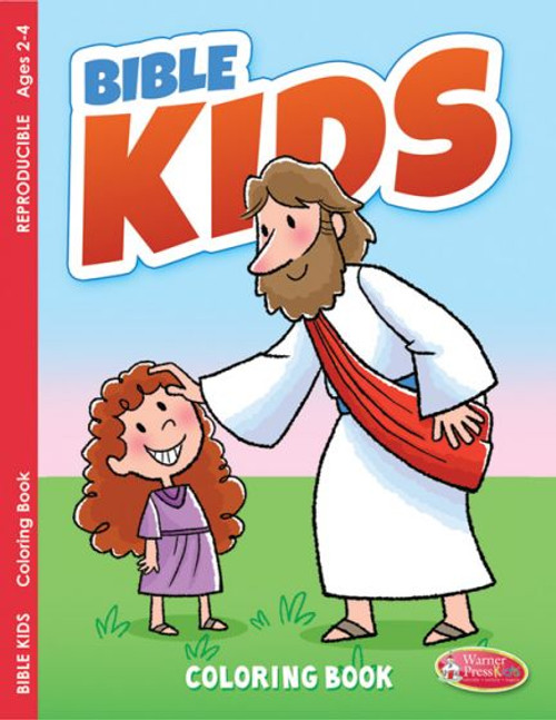 Bible Kids (coloring book)