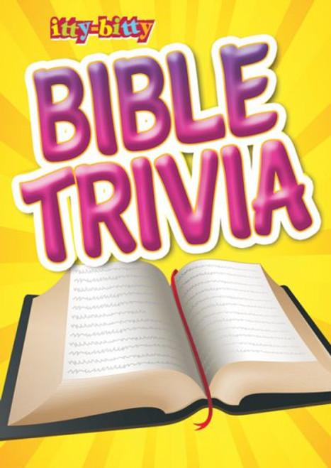 Bible Trivia (activity book)