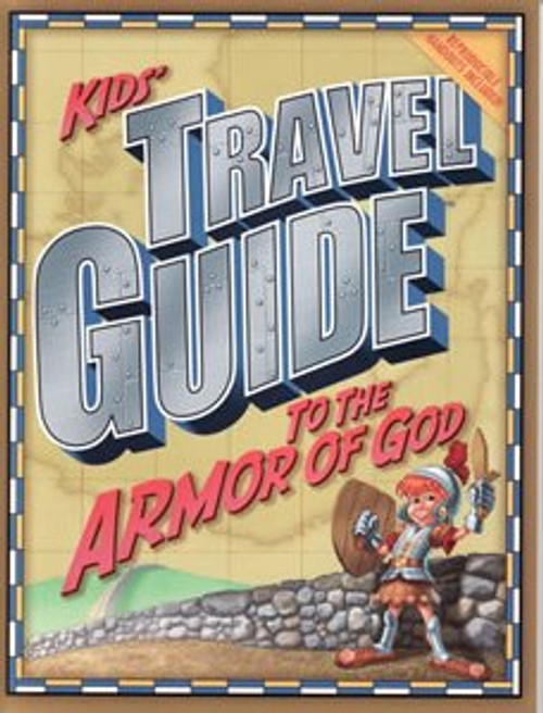 Kids Travel Guide Armor of God