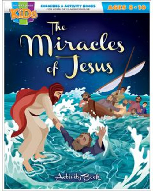 The Miracles of Jesus (activity book)