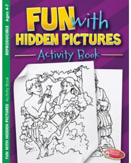 Fun With Hidden Pictures (activity book)