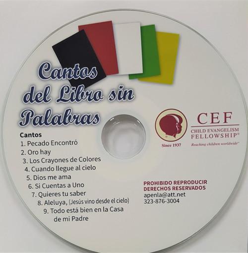 Cantos del Libro sin Palabras (music cd)
