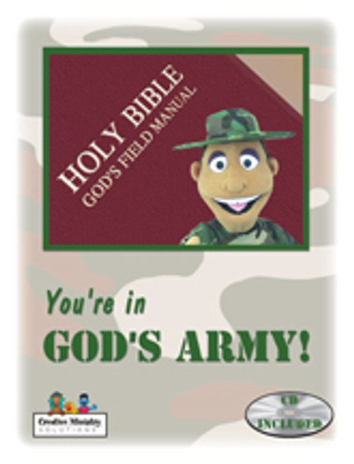 You're In Gods Army w/cd