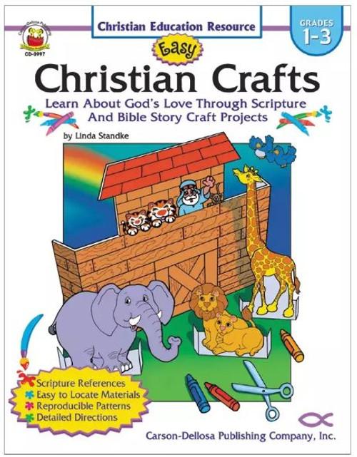 Easy Christian Crafts Grades 1-3