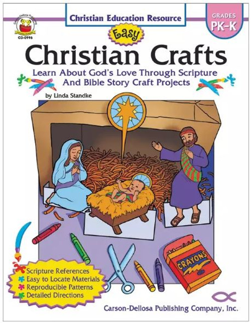 Easy Christian Crafts PK-K