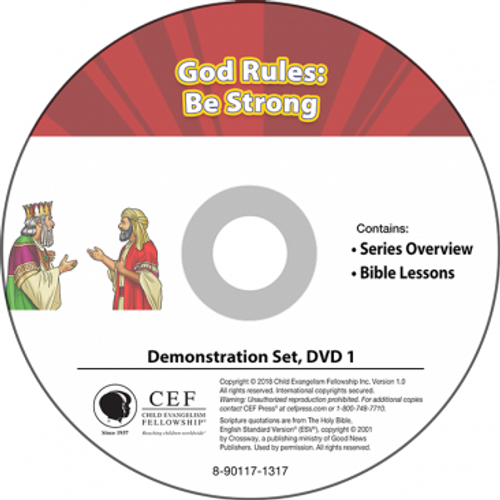 God Rules: Be Strong (demo)