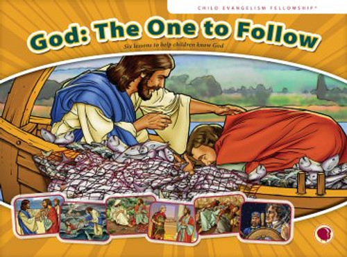 God: The one to follow (flashcards) 2018