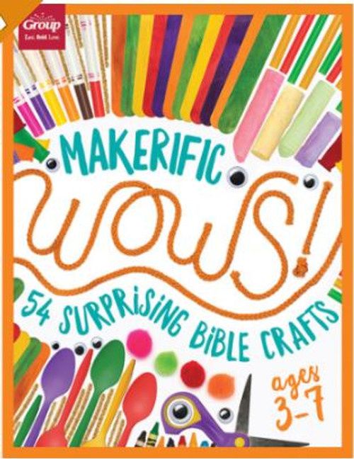 Makerific Wows! (ages 3-7)