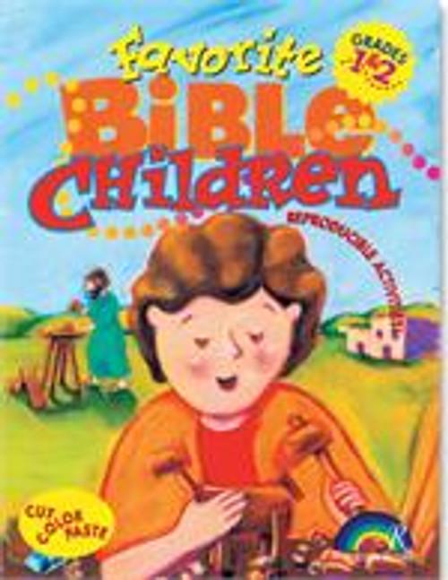 Favorite Bible Children - Grades 1&2 (while supplies last)