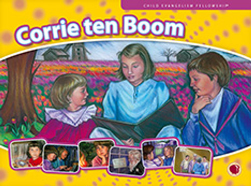 Corrie Ten Boom (flashcards)