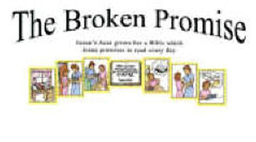 The Broken Promise (object story)