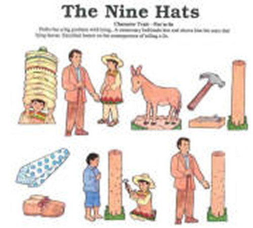 The Nine Hats (object story)