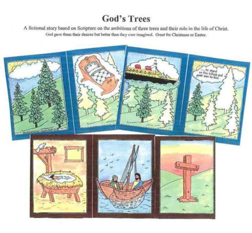 God's Trees (object story)
