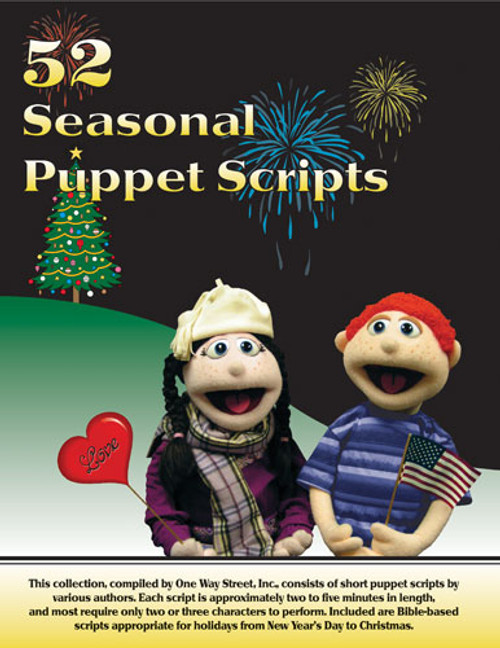 52 Season Puppet Scripts