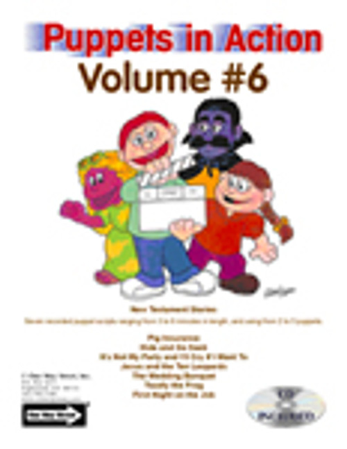 Puppets in Action Vol. 6