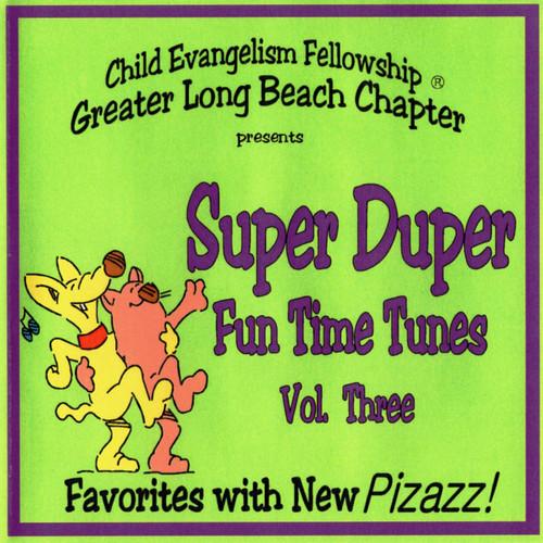 Super Duper Fun Time Tunes Vol. 3 (music cd)