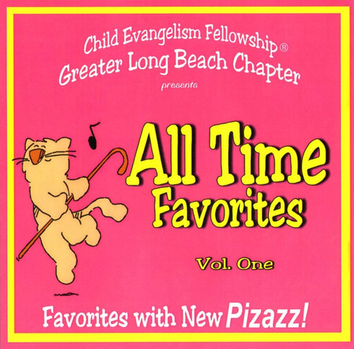 All Time Favorites Vol. 1 (music cd)