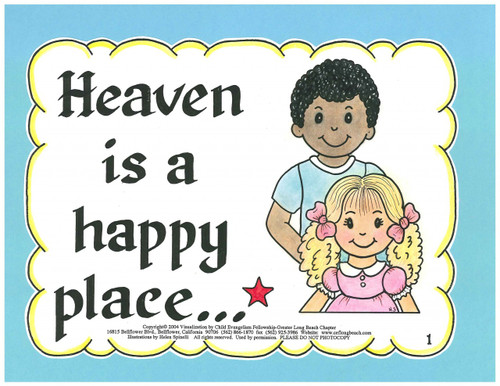Heaven is a Happy Place