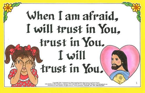 I Will Trust