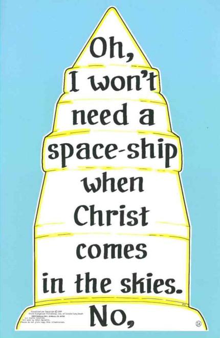 I Won't Need a Spaceship