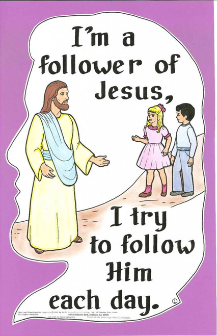 I'm a Follower of Jesus