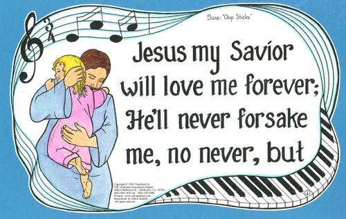 Jesus My Savior