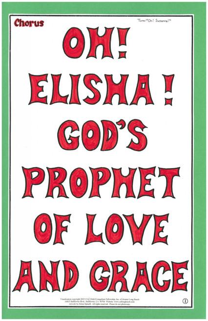 Oh Elisha