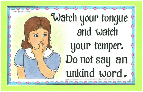 Watch Your Tongue
