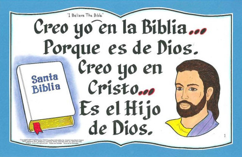 Creo Yo en la Biblia (I Believe the Bible)