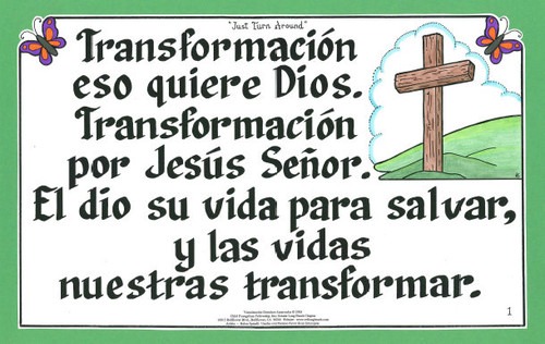 Transformacion (Just Turn Around)