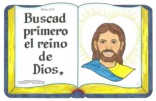 Buscad Primero (Seek Ye First)