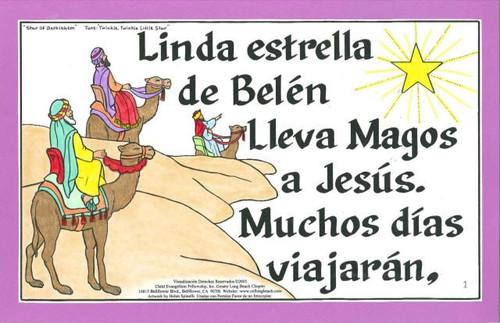 Linda Estrella De Belén (Star Of Bethlehem)