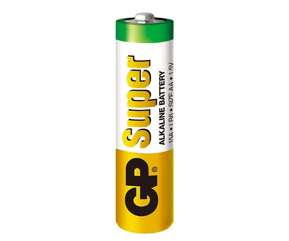 GP Super Alkaline - GP15A-C4/2U4 (4 pack)