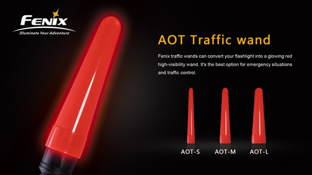 AOT-S [Small] - Traffic Wand
