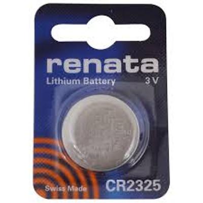 CR2325 - Renata CR2325 Lithium 3.0volt  (1/C5)